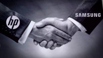 HP compra área de impressoras da Samsung por US$ 1,05 bilhão